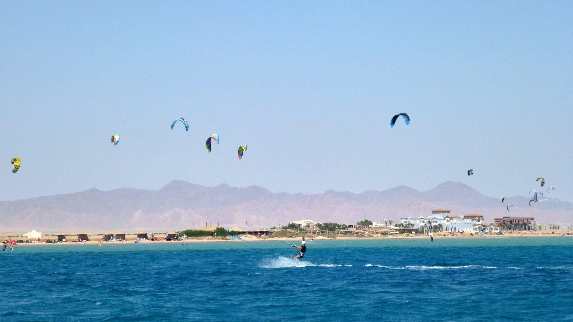 kite in el gouna