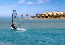 windsurf el gouna