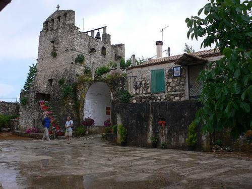 St-Denis-Monastery-Zakynthos