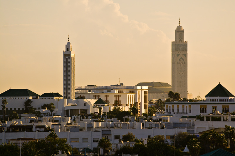 casablanca ladscape