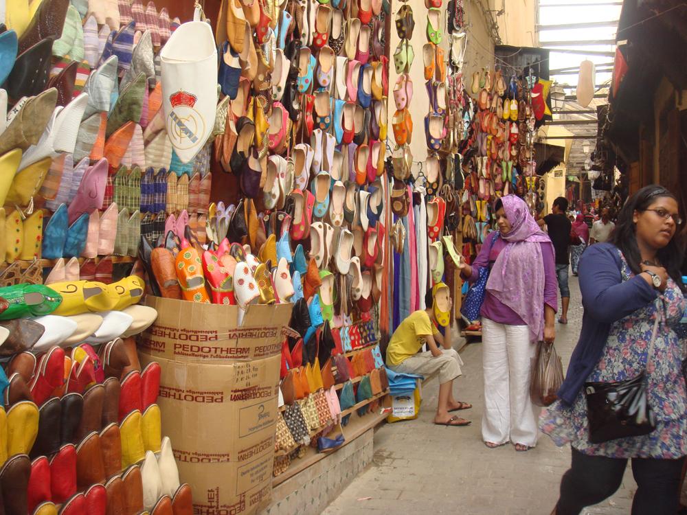 Old-Medina-Casablanca-Morocco