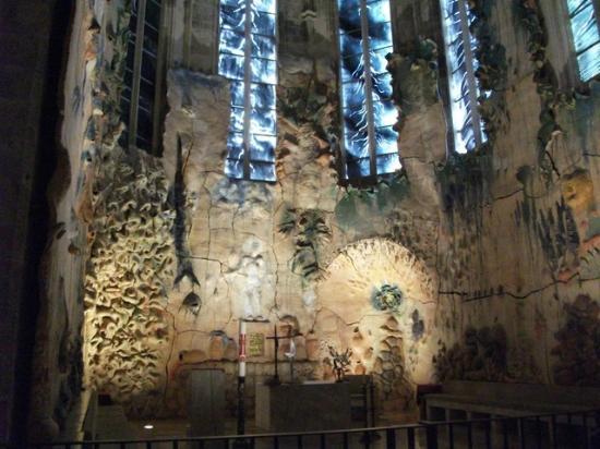 Altarul Gaudi La Seu