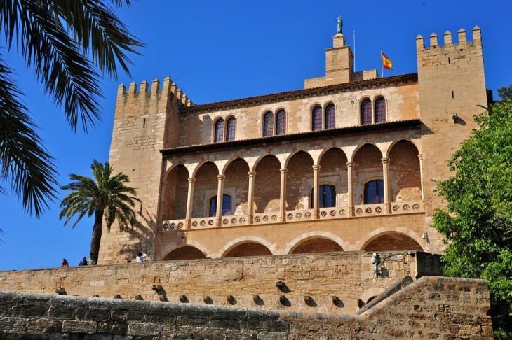 palatul almudaina