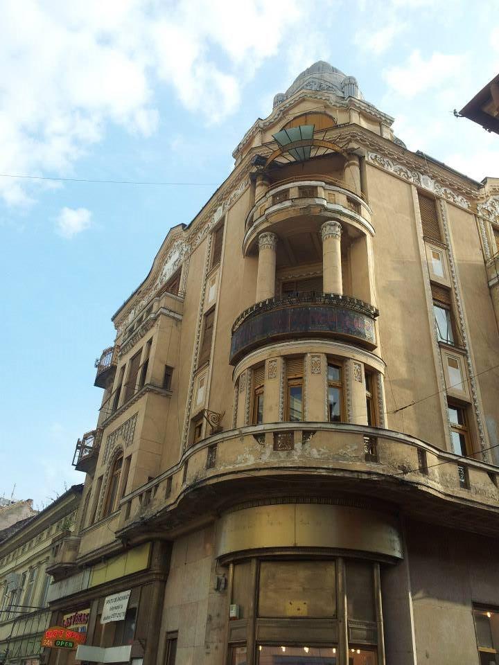 palatul bohus