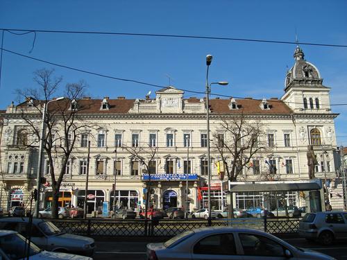 palatul neumann