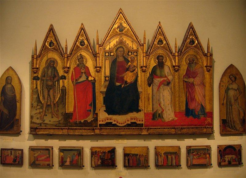 icoane pinacoteca