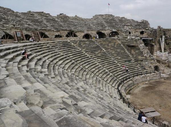 amfiteatru side