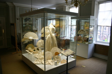 muzeul evantaielor