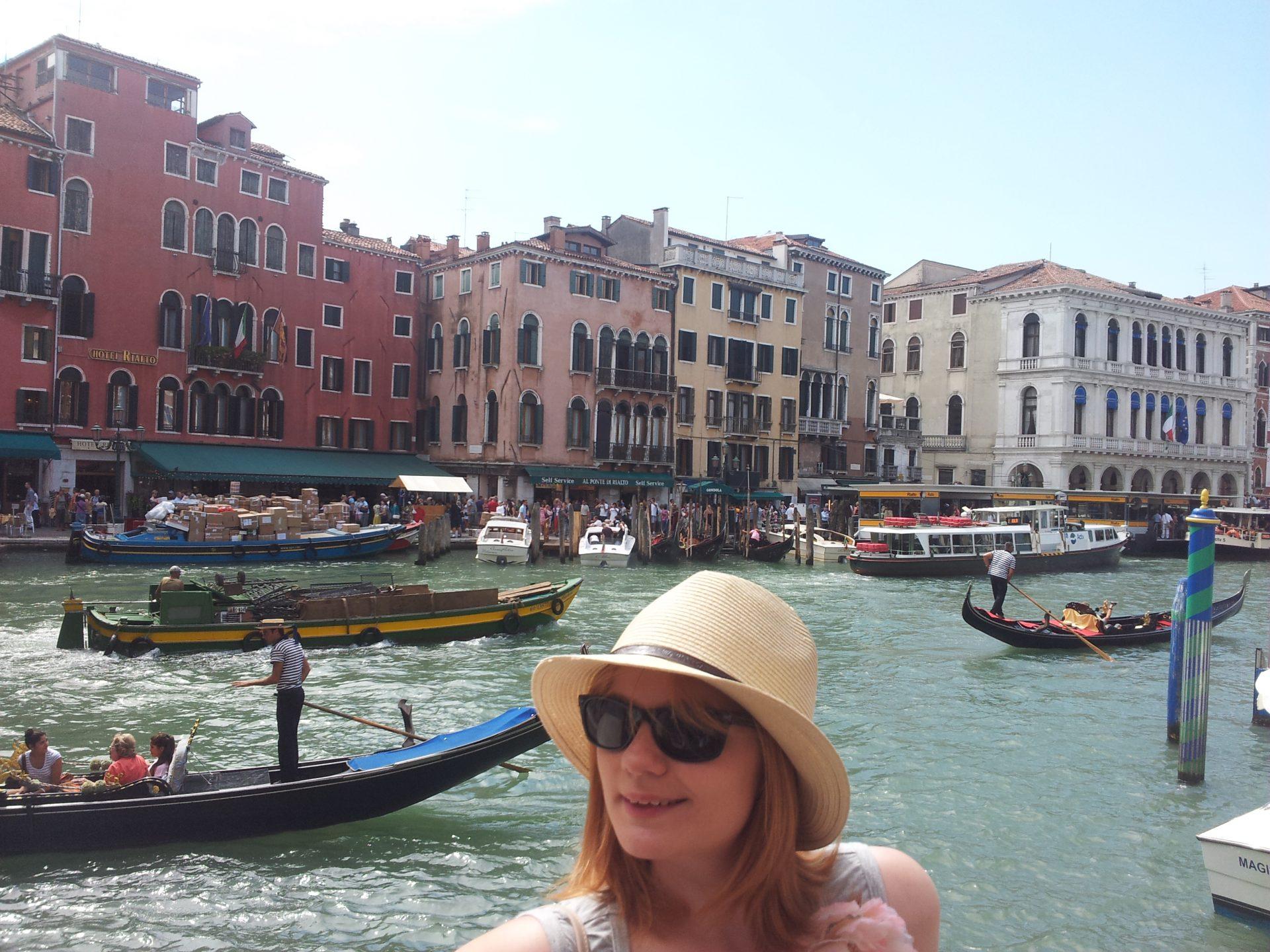 Simbolul Veneției: gondola
