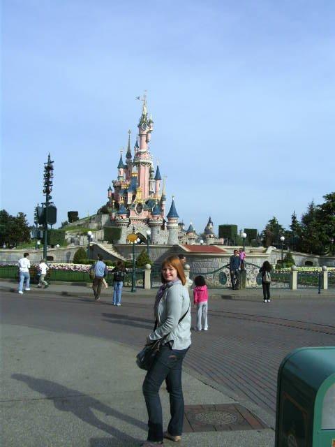 Disneyland …sau întoarcerea la copilărie