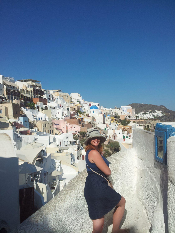 Santorini…paradisul pe Pamânt