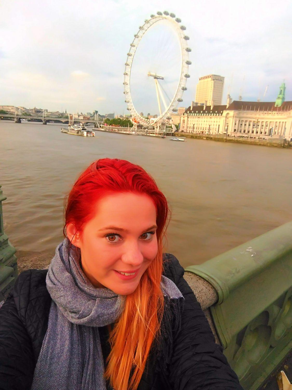 London calling…London smiling…partea I