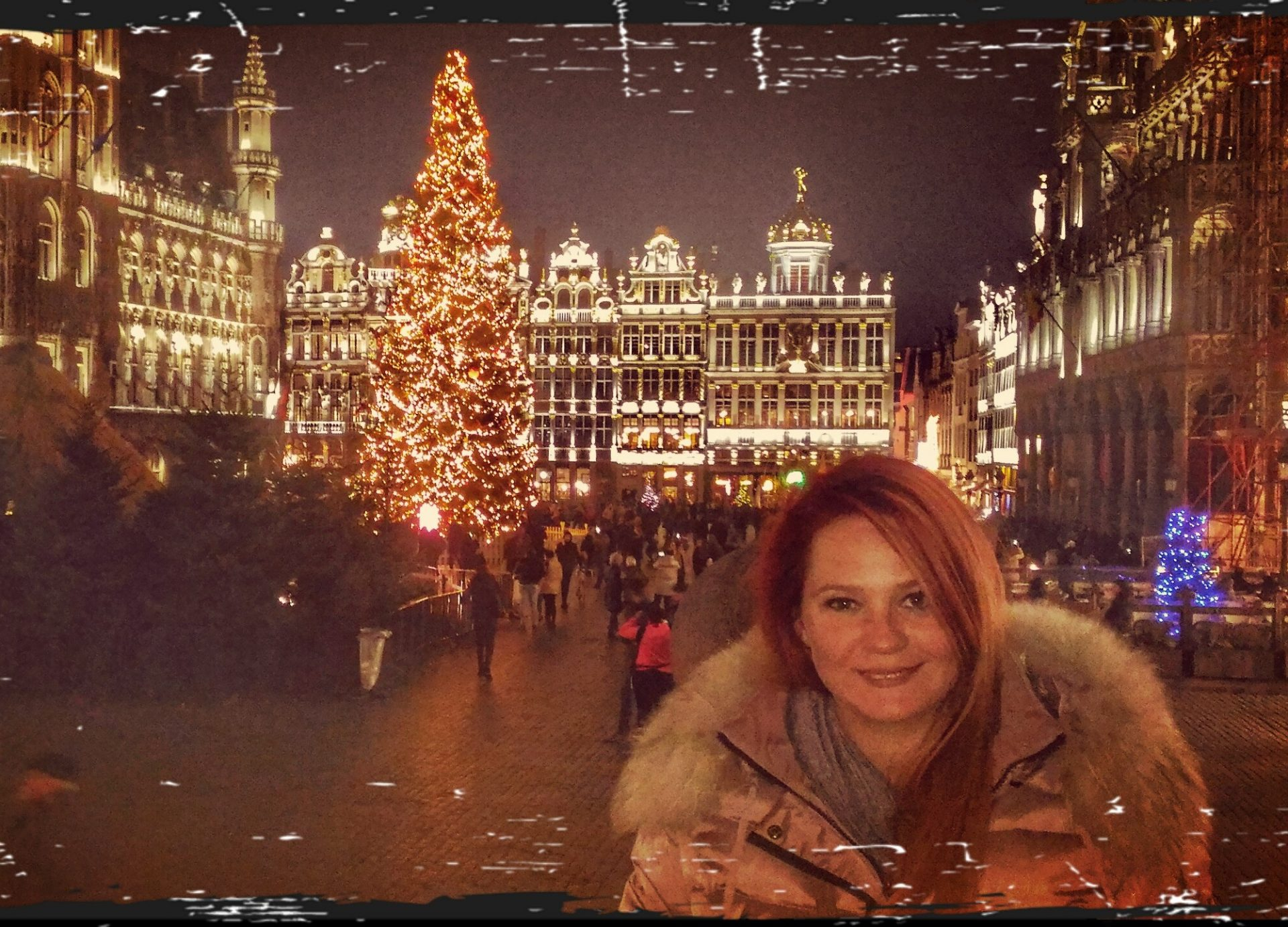 Bruxelles și magia Crăciunului