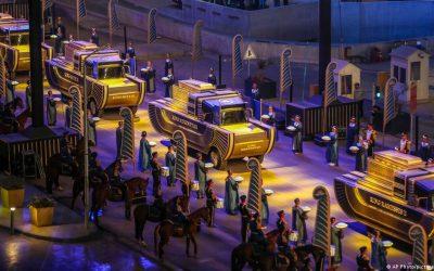 Parada Regală a Mumiilor, măreția unei civilizații